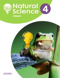 Natural Science 4 Pupils Book - 9788469858387