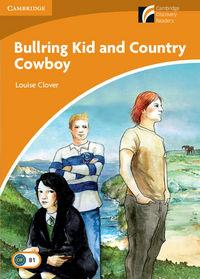 Bullring Kid And Country Cowboy Level 4 Intermediate - 9788483234952