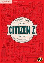 Citizen Z Upp-Intermed.B2. Stud. - 9788490360835