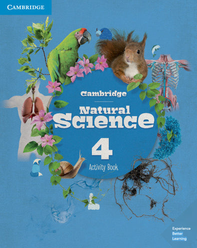 Cambridge Natural Science Activity Book  - 9788490361399