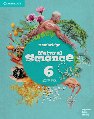 Cambridge Natural Science Activity Book  - 9788490362273