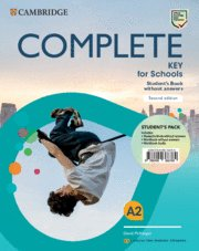 Complete Key For Schools Pack - 9788490366769