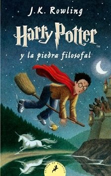HARRY POTTER I LA PIEDRA FILOSOFAL BOLSILLO  - 9788498382662