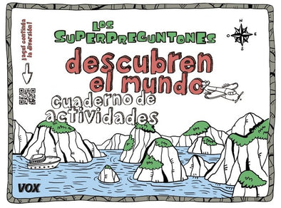 Libro Superpreguntones Descubren Mundocon ISBN 9788499742526