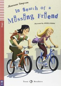 Ter 1 - In Search Of A Missing Friend (+Cd) - 9788853604316