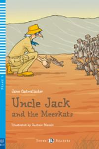 UNCLE JACK AND THE MEERKATS +CD - 9788853606273