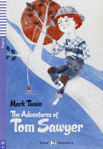 The Adventures Of Tom Sawyer - 9788853615787