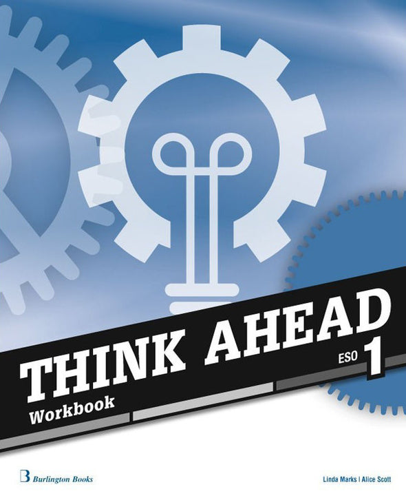 Think Ahead 1ºEso - 9789925300679