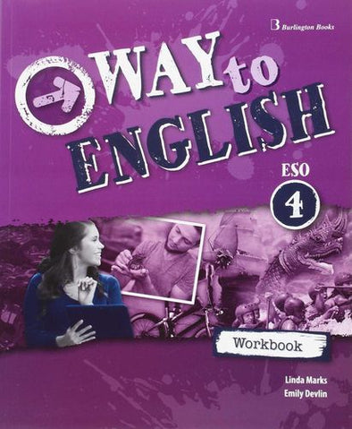Way To English 4ºEso Wb - 9789963516483