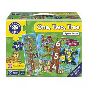 Puzzle Observ,One,Two,Tree 30Pza