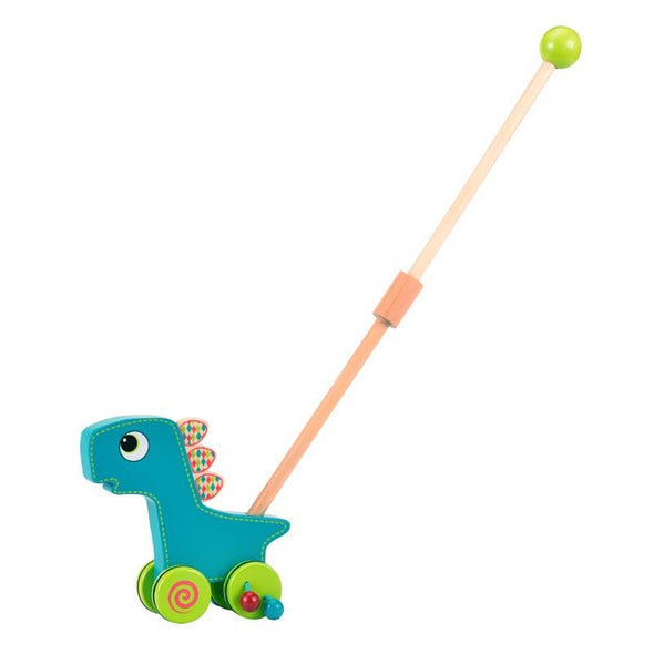 Arrastres push and roll Dinosaurio 18 Meses