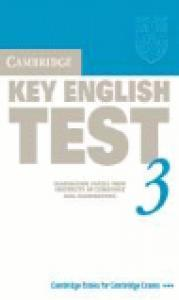 Cambridge Key English Test 3 Student´S Book. - 9780521754781