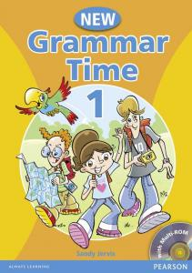 Libros New Grammar Time (Nivel 1 Al 5)