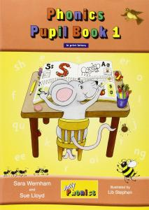 Jolly Phonics Pup.1.Print Letter - 9781844141777