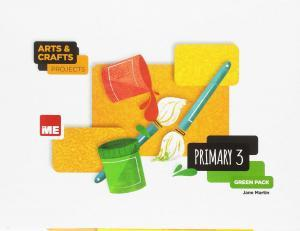 Arts,Crafts 3 Ep.Projects Green. - 9788416888207