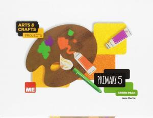 Arts,Crafts 5 Ep.Projects Green. - 9788416888245
