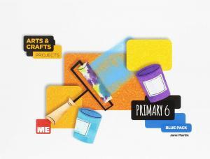Arts,Crafts 6 Ep.Projects Blue.B - 9788416888276