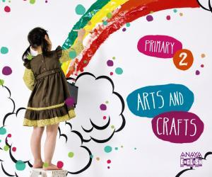 Arts And Crafts 2 Ep.(15).Anaya. - 9788467874815
