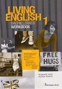 Living English 1 Bach.Workbook.B - 9789963489886