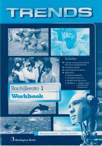 Trends For 1 Bach.Workbook.(14). - 9789963510863