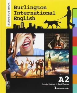 International Eng.A2 Student.Bur - 9789963514199