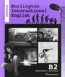 International English B2 Workb.B - 9789963517145