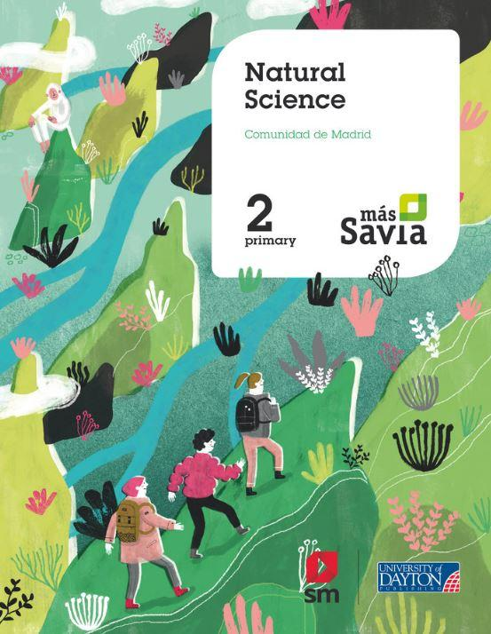 2º Ep Natural Science (Madrid) Mas Savia 18 - 9788417291372