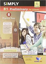 Simply B1 Preliminary For Schools 2020 - 9781781646373