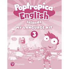 Poptropica English Islands Level 3 My Language Kit + Activity Book Pack - 9781292247007