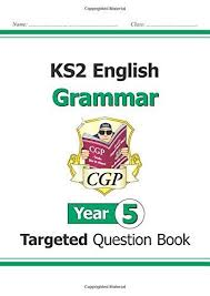 Ks2 Year 5 English Targeted Question Book - 9781782941217