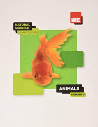 ANIMALS 3ºEP NATURAL SCIENCE  - 9788417621766