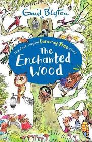 ENCHANTED WOOK - 9781405272193