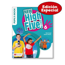NEW HIGH FIVE 6 PERSONALIZADO - 9781380060754