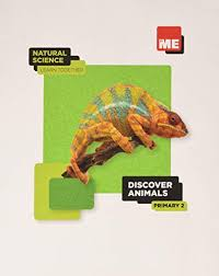DISCOVER ANIMALS 2ºEP NATURAL SCIENCE  - 9788417621735