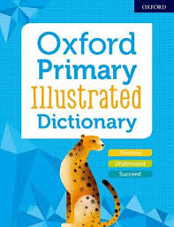 OXF PRIMARY ILLUSTRATED DICTIONARY - 9780192768452