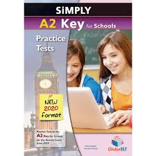 Simply A2 Key For Schools 2020 - 9781781646335