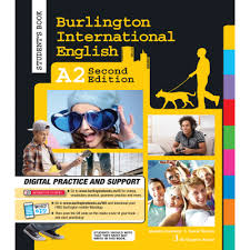 (2 Ed) Burl International English A2 - 9789925304974