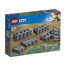 Lego City Trains Vias
