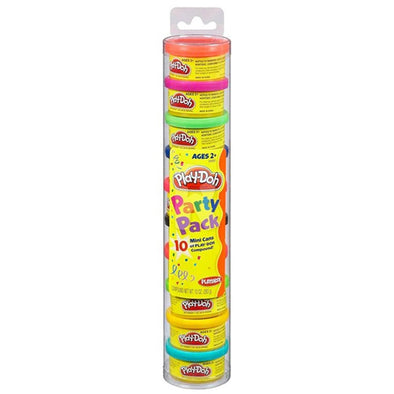 Juego Play-Doh Party-Pack 10 botes