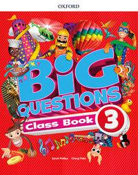 Big Questions 3 Cb - 9780194100403
