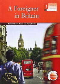 A Foreigner In Britain (1 Bach). Activity Burlington - 9789963510252