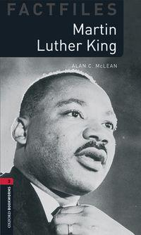 Martin Luther King.Ob.3.Oxford - 9780194235976