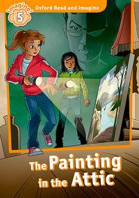 The Painting In The Attic - 9780194737241 (978-0-19-473720-3)