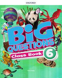 Big Questions 6 Cb - 9780194107891