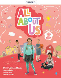 EP 2 - ALL ABOUT US 2 PACK - 9780194571272