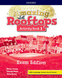 EP 1 - AMAZING ROOFTOPS 1 WB - 9780194121422