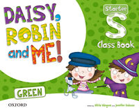 3 YEARS - DAISY ROBIN & ME STARTER GREEN  - 9780194806626
