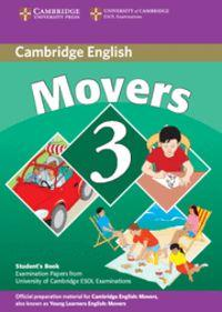 Cambridge Movers 3 St 2ªEd 2007  Camin0Sed - 9780521693684