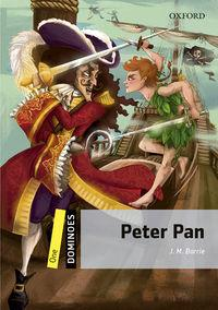 Domin 1 Peter Pan Mp3 Pk - 9780194639446