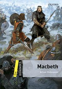 Domin 1 Macbeth Mp3 Pk - 9780194639330 (9780194247566)